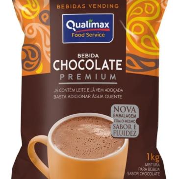 Bebida Chocolate Premium Qualimax Kg