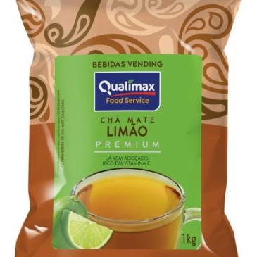 Chá Mate Limão Premium  Qualimax Kg
