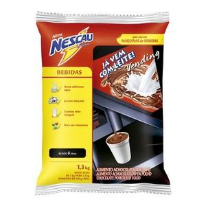 Nescau com Leite Nestlé Vending 1,3kg