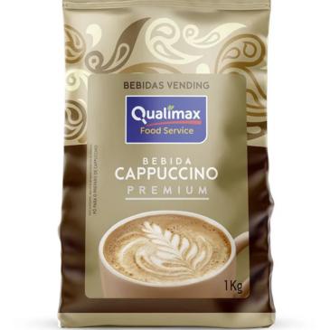 Cappuccino Tradicional Premium Qualimax Kg