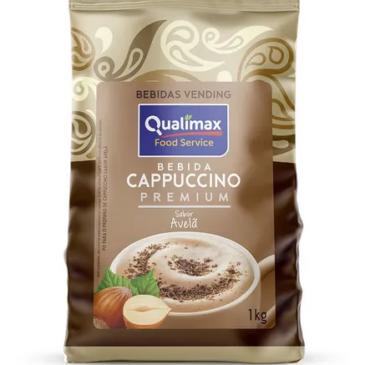 Cappuccino Avelã Premium Qualimax Kg